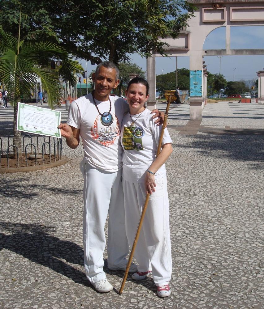 II Semana da Capoeira