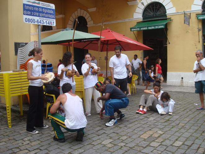 Roda do Mercado. Ilha de Santa Catarina. Dia 05 de janeiro de 2013