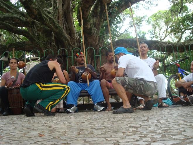 Roda da Figueira. Ilha de Santa Catarina.Dia 26 de janeiro de 2013.