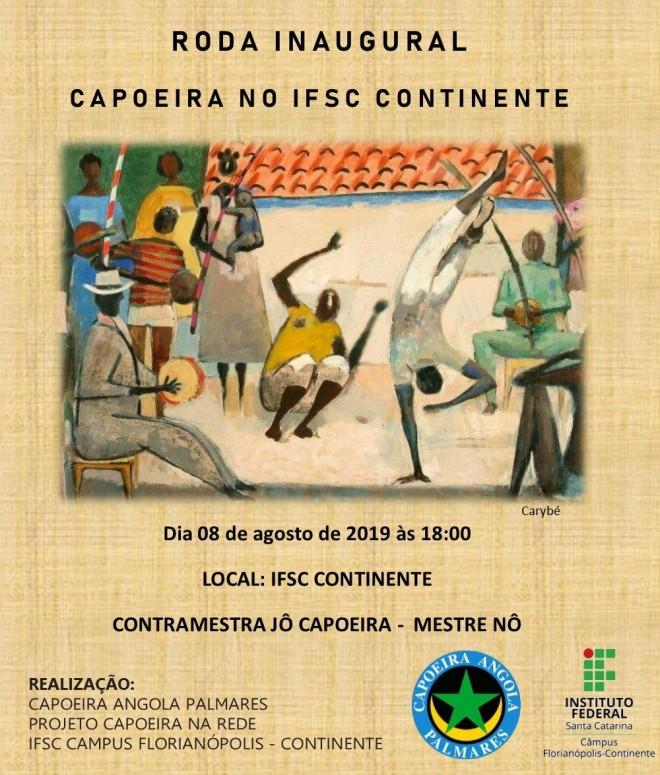 cartaz IFSC RODA